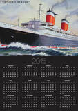 Ss United States Maiden Voyage in 1952