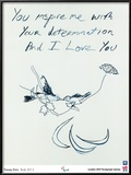 2012 Olympics-Tracy Emin-Birds 2012