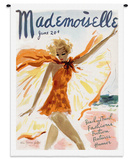 Mademoiselle June 1936 - Wall Tapestry