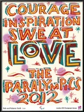 2012 Olympics-Bob and Roberta Smith-Love 2012