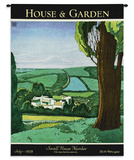 House & Garden July 1929 - Wall Tapestry