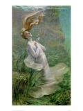 Ophelia  1895
