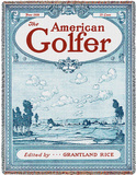 American Golfer June 1928 - Throw Blanket