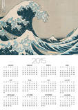 The Great Wave of Kanagawa  from the Series &quot;36 Views of Mt Fuji&quot; (&quot;Fugaku Sanjuokkei&quot;)