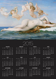 Birth of Venus  1863