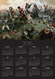 Battle of Waterloo  18th June 1815  1898