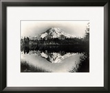 Mount Rainier From Spanaway Lake  1922