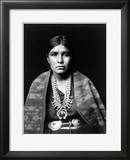 Navajo Woman  C1904