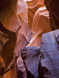 Antelope Canyon in Arizona  USA Is a Desert Slot Canyon of Sandstone That Has Been Eroded by Water