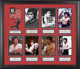 Bruce Lee &quot;Affirmations&quot; limited edition framed presentation