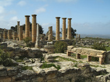 Sanctuary of Apollo  Cyrene Greek and Roman Ruins  Libya
