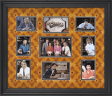 Cheers limited edition framed presentation with nine photos