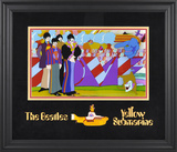 The Beatles &quot;Yellow Submarine&quot; limited edition framed presentation