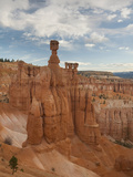 Thor's Hammer and Sandstone Hoodoos in Bryce Canyon National Park  Utah  USA