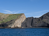 Contact Zone  Punta Vincente Roca  Isabela Island  Galapagos Islands  Ecuador