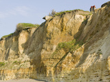Coastal Erosion in Norfolk  United Kingdom