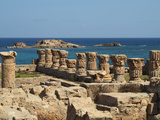 Roman Baths  Apollonia  Greek and Roman Ruins  Libya