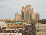 The Atlantis on the Palm a Hyper-Luxury Hotel in an Area of Dubai That Was Reclaimed from the Sea