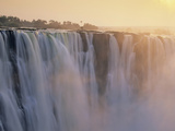 Main Falls of Victoria Falls  Zimbabwe