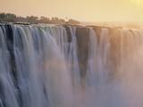 Main Falls of Victoria Falls  Zimbabwe