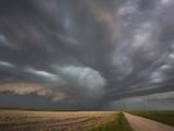 An Approaching South Dakota Supercell