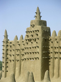 The Great Mosque of Djenne  Mali