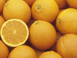 Sweet  Juicy Oranges (Citrus Sinensis)