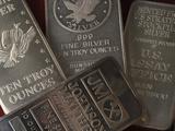 10 Ounce Silver Bars