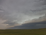 Advancing Arcus Clouds from a Nebraska Sandhills Squall Line