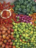 Fruit Market  Otavalo  Ecuador