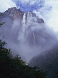 Angel Falls  Canaima  Venezuela