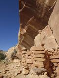 Monarch Cave Ruins in Comb Ridge
