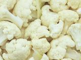 Pieces of Crunchy  Nutritious Cauliflower