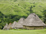Navala Village in the Fijian Highlands