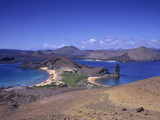 Sullivan Bay and Bartolome Island  Galapagos Islands  Ecuador