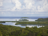 South of Peleliu Island  Bloody Nose Ridge  Micronesia  Palau