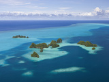 Islands of Palau  Micronesia  Palau
