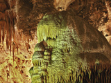 Caveman  Stalactites and Flowstone Formations