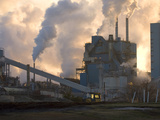 Air Pollution with Toxic Chemical Emissions from a Pulp and Paper Mill