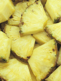 Chunks of Fresh Pineapple