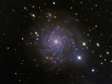 Spiral Galaxy in Sculptor  Ic5332