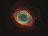 M57  the Ring Nebula (NGC 6720) Is One of the Best Examples of a Planetary Nebula