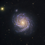 NGC 1232  Spiral Galaxy in Eridanus