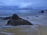 Coast before a Storm  Masoala National Park  Madagascar