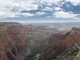 Panoramic View of the Grand Canyon  Arizona  USA