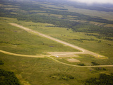 New Stuyahok  Like All New Airports Built in Western Alaska  The Ground is Not Always Stable