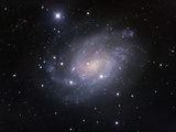NGC 300  Spiral Galaxy in Sculptor