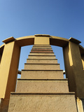 Jantar Mantar in Jaipur  One of Six Major Observatories Built by Maharajah  India
