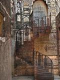 Spiral Stairs  Mehrangarh Fort  Jodhpur  India