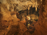 Wonder Cave  South Africa  World Heritage Site  Cradle of Humankind